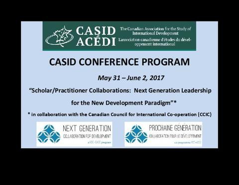 CASID 2017 Program